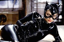 Batman returns michelle