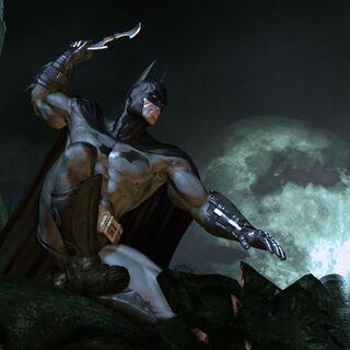 En la serie Arkham