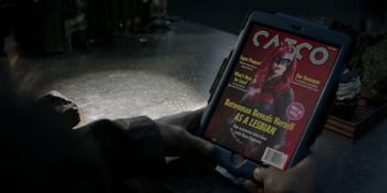 Batwoman - Batwoman decide hacer publica su sexualidad