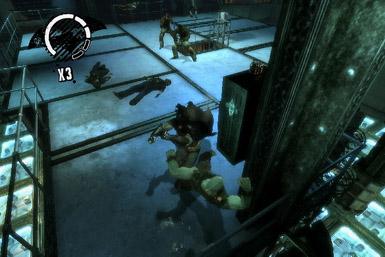 Ark mans cell block fight968