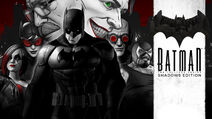Batman: The Telltale Series: Shadows Edition