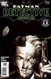 Detective Comics Vol 1-818 Cover-2