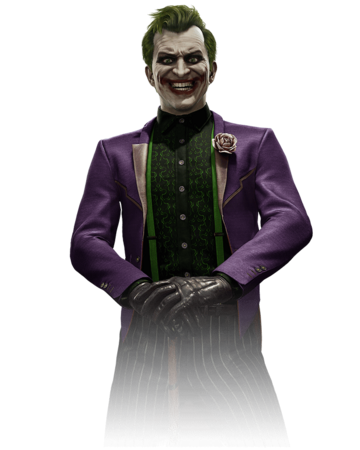 The Joker Mortal Kombat Batman Wiki Fandom