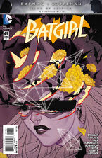 Batgirl Vol 4-49 Cover-1