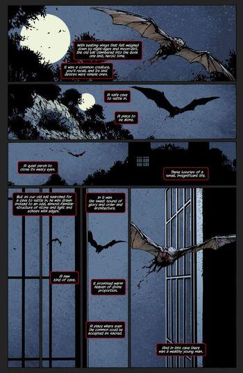 Batman the return vol1 1 c1
