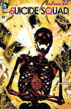 Suicide Squad Vol 4-20 Cover-1