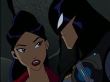 Yin and Batman