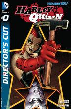Harley Quinn Director's Cut Vol 2-0 Cover-1