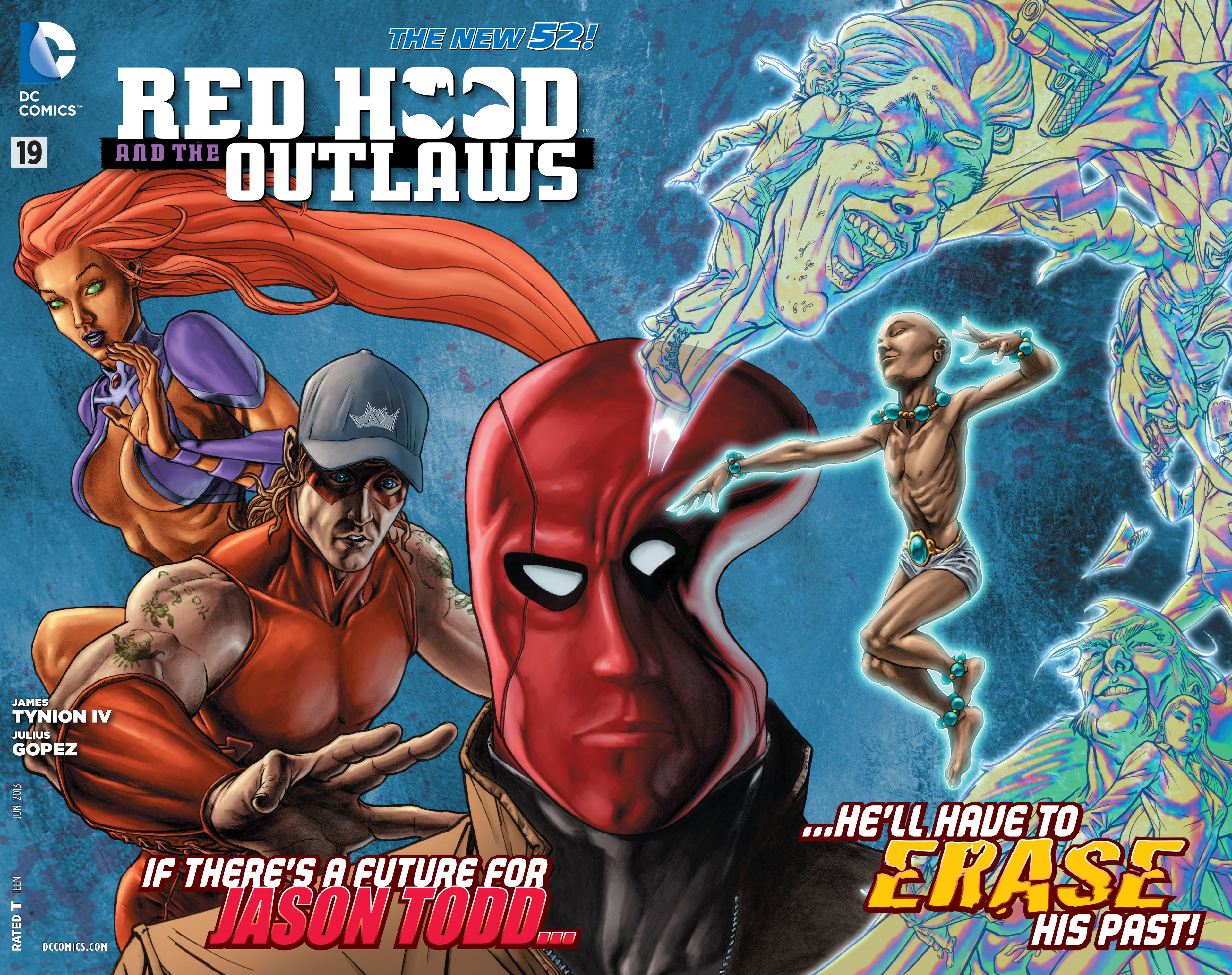 Red Hood And The Outlaws Volume 1 Issue 19 Batman Wiki Fandom
