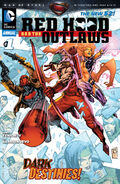 Red Hood and The Outlaws Vol 1 Annual 1 Cover-1