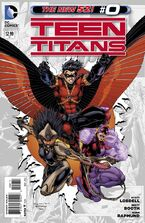 Teen Titans Vol 4-0 Cover-1