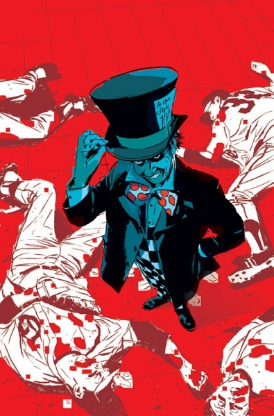 cce07663183 Mad Hatter