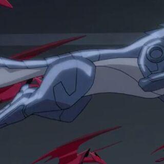 Ace en <i>Batman Unlimited: Animal Instinct</i>