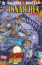 All Star Western Vol 3-22 Cover-1