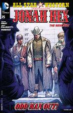 All Star Western Vol 3-25 Cover-1