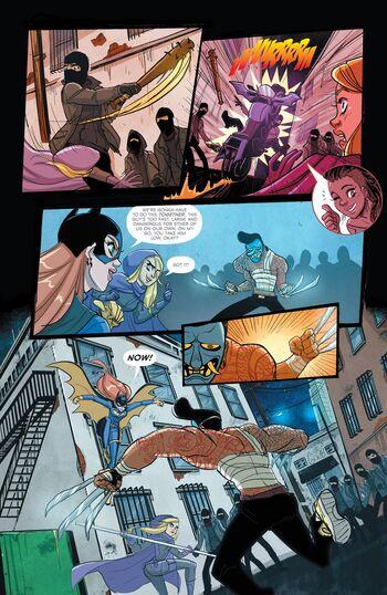 Batgirl Vol.4 46 imagen