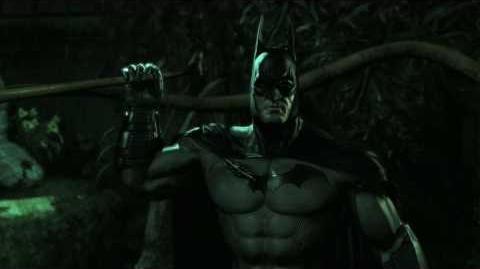 Batman Arkham Asylum - Poison Ivy Reveal
