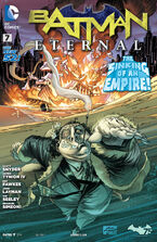 Batman Eternal Vol 1-7 Cover-1