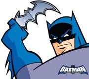 BatmanTheBraveAndTheBold Batman Batarang