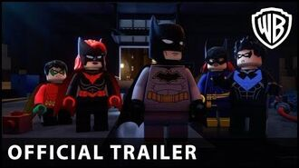 LEGO DC Batman Family Matters - Official Trailer - Warner Bros. UK-2
