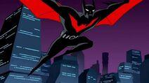 Batman Beyond Animated Batsuit