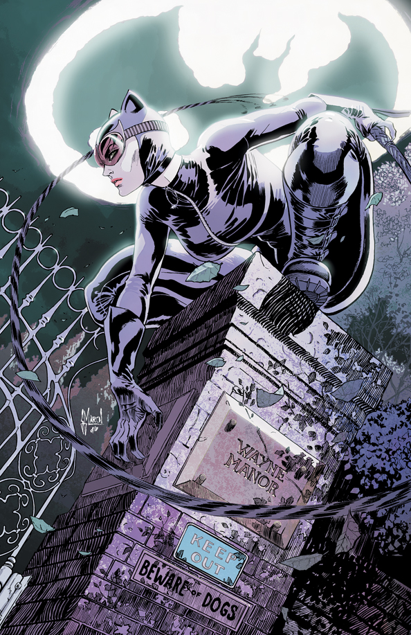 Catwoman Vol 4-4 Cover-1 Teaser