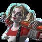 DC Legends Harley Quinn Quite Vexing Portrait