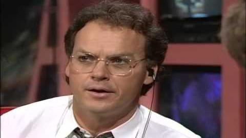 Günther Jauch - Gespräch mit Michael Keaton (Batman) 1989