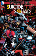 Suicide Squad Vol 4-30 Cover-1