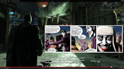 Killing Joke scene reference in Arkham Origins