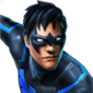 DC Legends Nightwing The Aerial Avenger Portrait