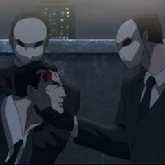 Bruce es secuestrado.