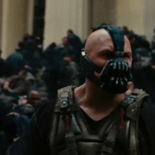 Bane entra a la pelea