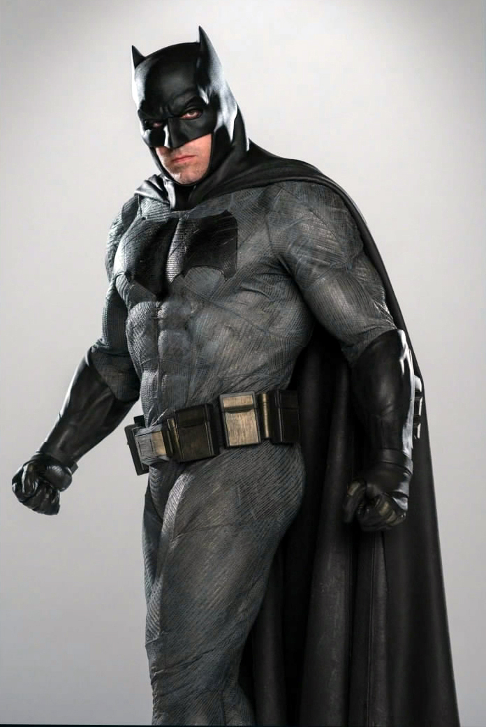 Batman Full Body Shot Promotional 2