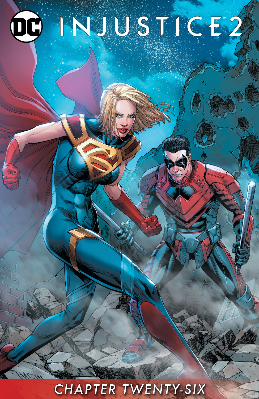 Injustice 2 Vol.1 26 | Batpedia | FANDOM powered by Wikia Nightwing Injustice Comic