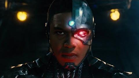Liga de la Justicia - Seleccionando a Cyborg
