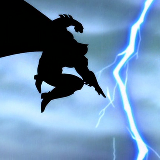 Batman salta al ataque