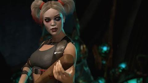 17 minutos de gamplay de Harley Quinn, Wonder Woman y Blue Beetle