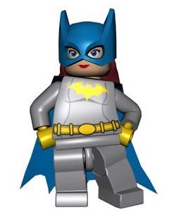 BATGIRL LEGO