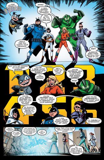 Bat-Mite Vol.1 5 imagen