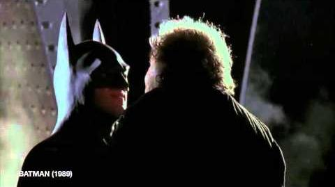 "Batman (1989) producer Jon Peters ""I'm Batman.."