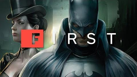 "Batman Gotham by Gaslight - ""Batman vs"