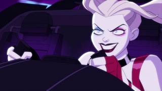 Harley Quinn - Harley roba el Batimovil