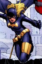 Stephanie Brown Batgirl