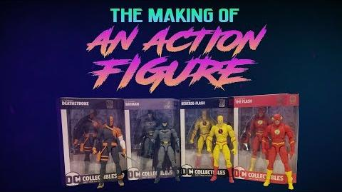 The Making of an Action Figure