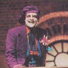 Luego de que el Joker diga