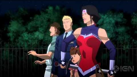 Justice League War (New 52) Debut Trailer IGN
