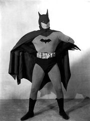 Lewis Wilson como Batman