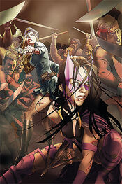 The Birds of Prey The Brightest Day-5 Cover-1 Teaser