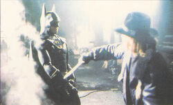 Batman 1989 - Bob fights Batman
